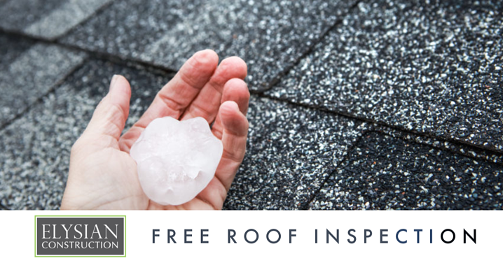 Large Hail Storm Damages Roofs In Minnesota